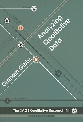 Analyzing Qualitative Data By Gibbs, Graham R.